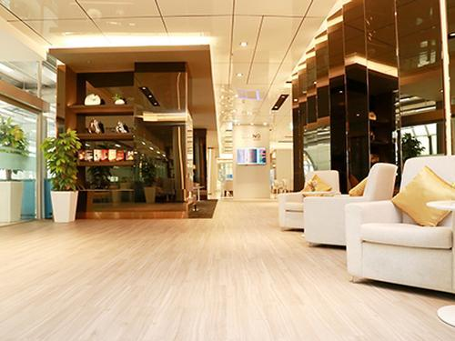 Miracle Business Class Lounge