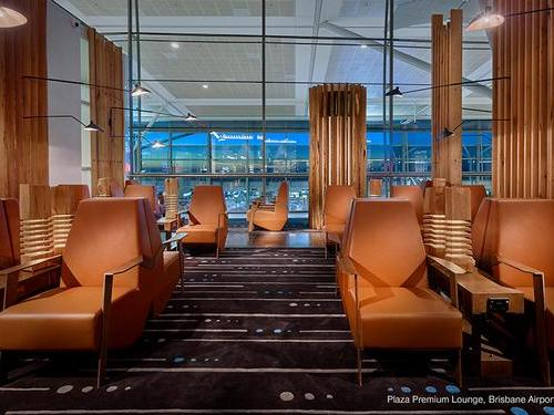 Plaza Premium Lounge, Brisbane International