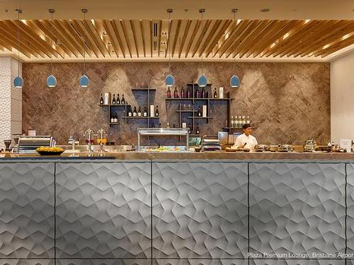 Plaza Premium Lounge, Brisbane International
