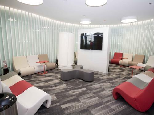 Avianca Sala VIP, Bogotá Eldorado