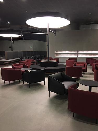 Avianca Sala VIP, Bogota El Dorado International, Colombia