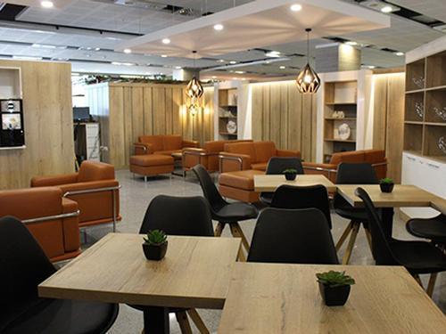 Burgas Airport Lounge