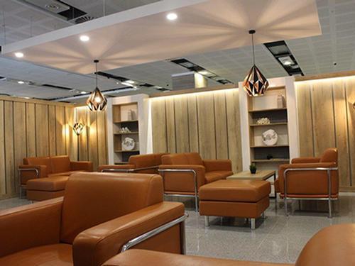 Burgas Airport Lounge, Burgas, Bulgaria