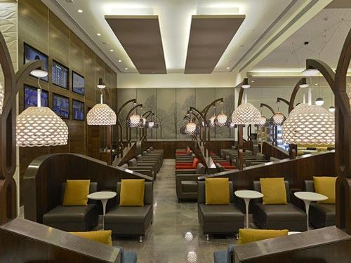 Travel Club Lounge, Mumbai Chattrapathi Shivaji