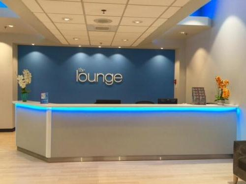 The Lounge, Boston MA Logan International