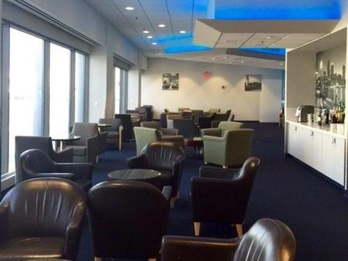 The Lounge, Boston MA Logan International