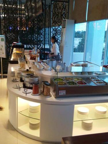 BlueSky Premier Lounge, Balikpapan Sepinggang