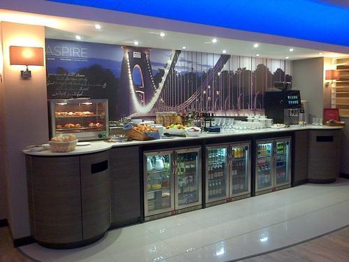 Aspire Lounge by Servisair, Bristol International