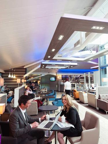 Aspire by Servisair Lounge, Bristol International