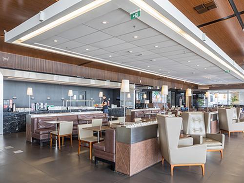 Aeroportos VIP Club, Brasilia J. Kubitschek Intl, Brazil