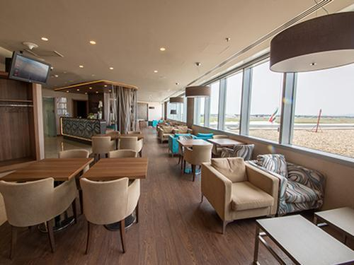 Platinum Lounge, Budapest Liszt Ferenc Intl, Hungary