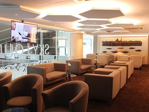 Royal Brunei's Sky Lounge