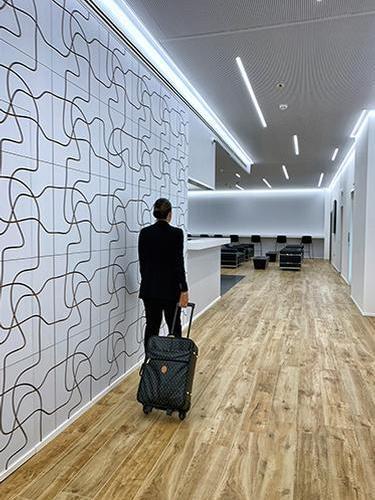 Prima Vista Lounge_Cagliari Elmas_Italy