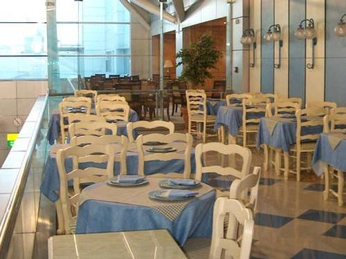 First Class Lounge, Cairo International