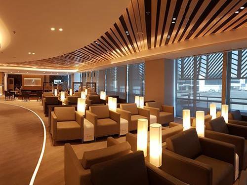 Ahlein - Premium Lounge_Cairo Intl_Egypt