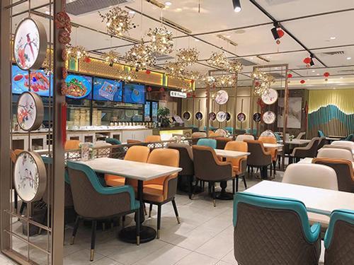 Famous Cuisine Restaurant_Guangzhou Baiyun Intl_China