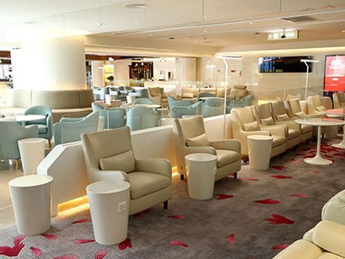China Southern Gold/Silver/Elite Plus Lounge_Guangzhou_China