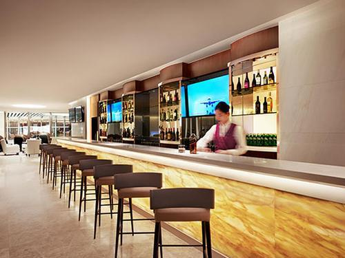 China Southern First/Business Class Lounge_Guangzhou_China