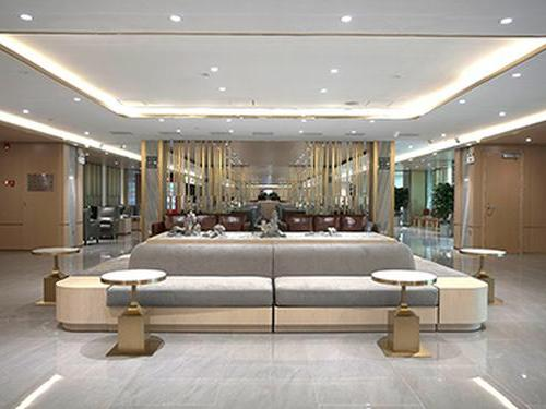 Air China Premium Lounge_Guangzhou Baiyun Intl_China