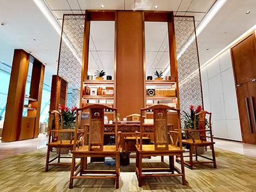 Shenzhen Airlines King Lounge, Guangzhou Baiyun Intl - China