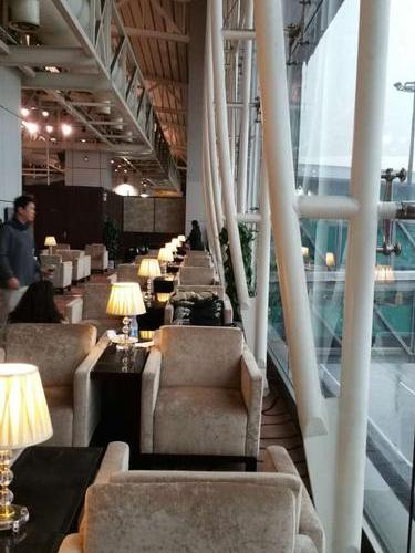 International First Class Lounge, Guangzhou Baiyun International
