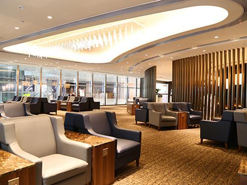Premium Lounge, Guangzhou Baiyun International, China