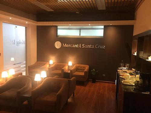 The Lounge VIP, Cochabamba Jorge Wilstermann Intl, Bolivia