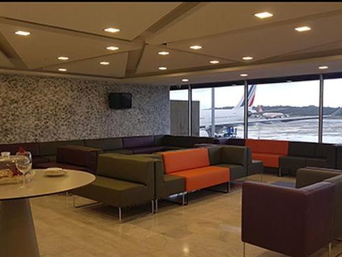 Executive Lounge, Caracas Simon Bolivar Intl, Venezuela