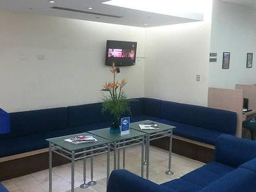 Italviajes Salon VIP, Caracas Simon Bolivar Intl, Venezuela