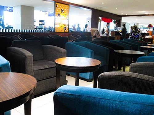 Saphire Blue Sky Lounge, Jakarta Soekarno-Hatta Intl, Indonesia
