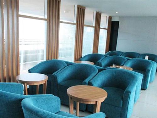 Saphire Lounge, Jakarta Soekarno-Hatta International, Indonesia