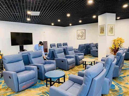 First Class Lounge_Changchun Longjia Intl_China