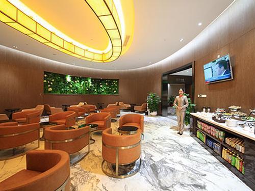 International First & Business Class Lounge