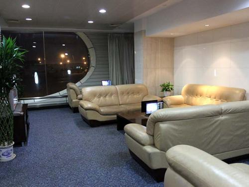 First Class Lounge, Chongqing Jiangbei International