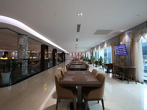No. 1 First And Business Class Lounge