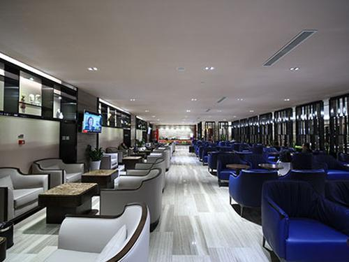 First & Business Class Lounge 2