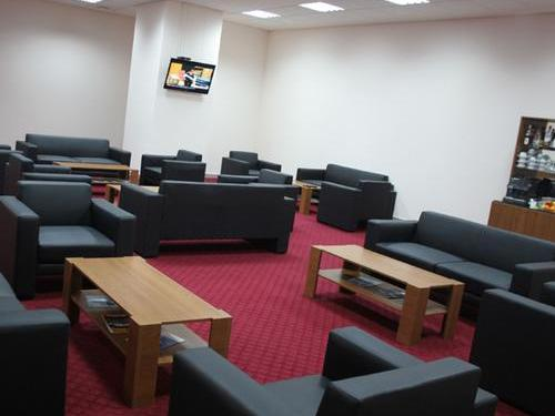 Business Lounge, Cluj-Napoca International, Romania