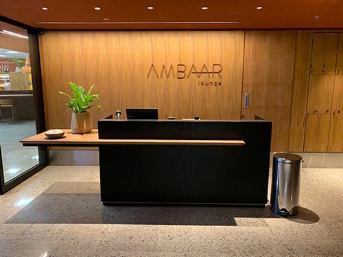 Ambaar Lounge (Domestic)_Belo Horizonte Intl_Brazil