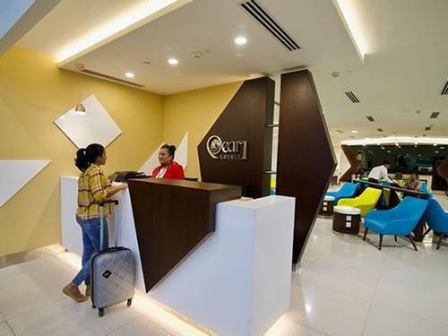Pearl Lounge Domestic_Kannur Intl_India