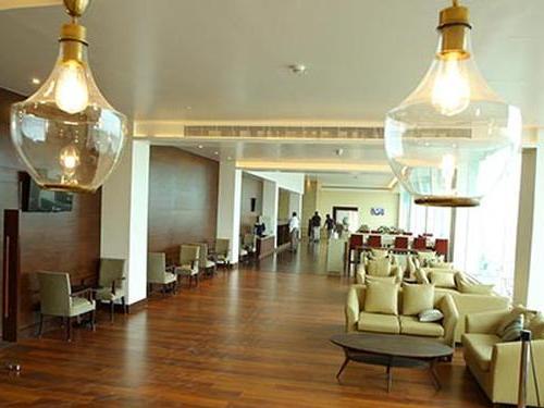 Earth Lounge, Cochin International, India