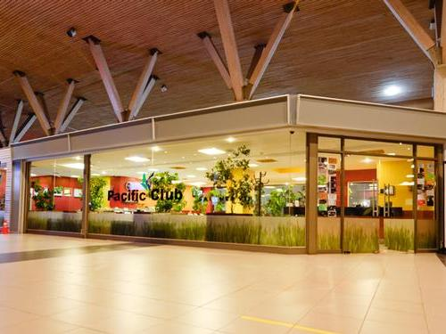 Salones VIP Pacific Club, Concepcion Carriel Sur