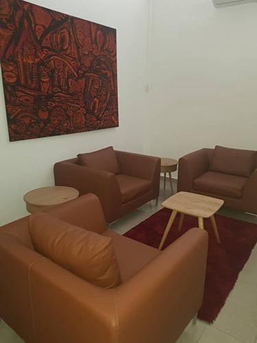 Salon Plus Depart, Cotonou Cadjehoun International, Benin