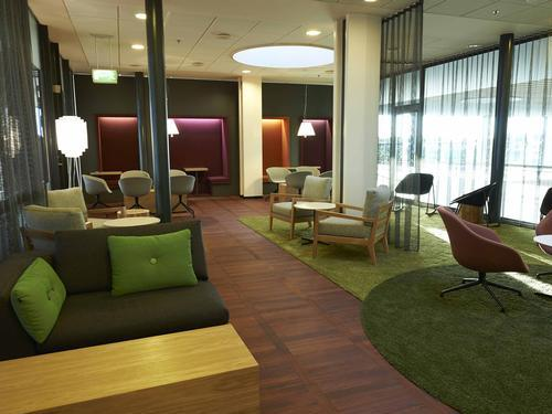 Aspire Lounge by Servisair, Copenhagen Int'l