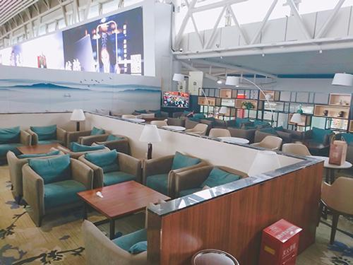 No. 14 First Class Lounge_Changsha Huanghua_China