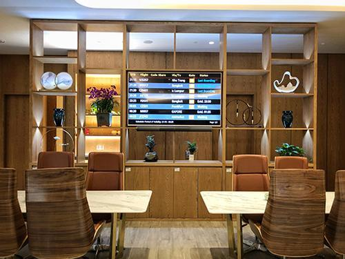 No. 18 First & Business Class VIP Lounge_Changsha Huanghua_China