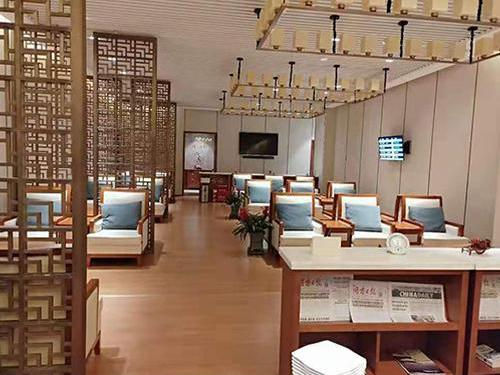 No. 3 First & Business Class VIP Lounge  _Changsha Huanghua_China