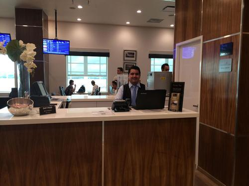 Mera Business Lounge, Cancún International