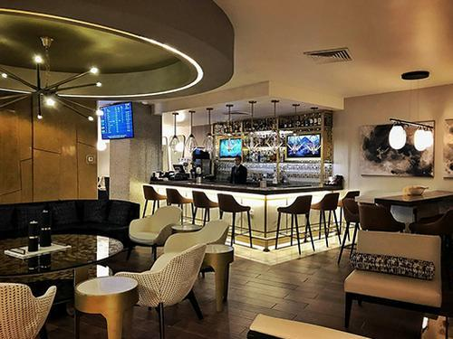 Mera Business Lounge (National), Cancun International, Mexico