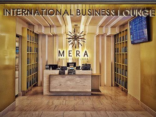 Mera Business Lounge (International), Cancun International, Mexico