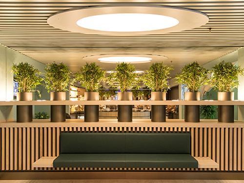VIP Lounge_Curacao Hato Intl_Curacao